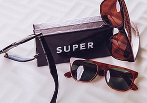 Shop New SUPER Sunglasses