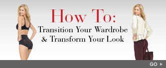 How to: Transition Your Wardrobe & Transform Your Look! Go!
