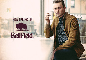 Shop NEW Bellfield: Spring '14 Collection