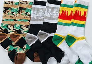 Shop Buy 1 Get 1 Free: City Pride Socks