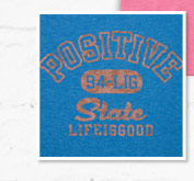 Women's Positive State Cool Tee