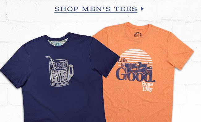 Men's Wit and Wisdom Tees