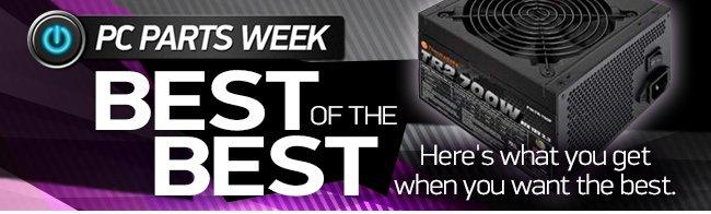 Top deals of PC Parts week!