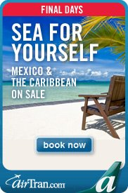 FINAL DAYS! Sea for yourself. Mexico & the Caribbean on sale