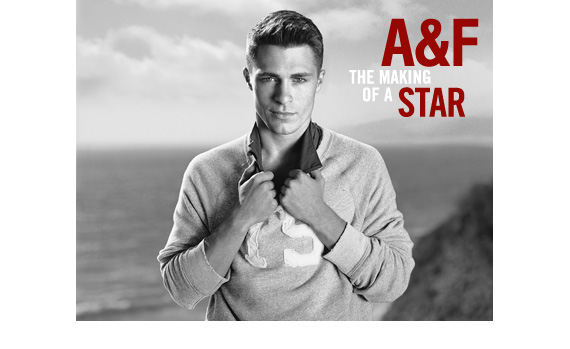 A&F THE MAKING OF A STAR