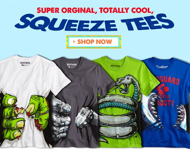 squeeze tees