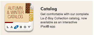 Catalog: Now available as an interactive iPad® app