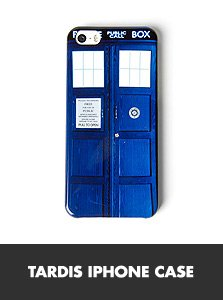 dr who iphone case