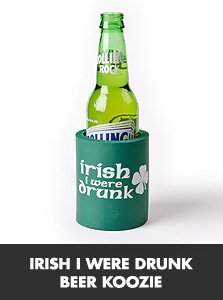 irish koozie