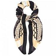 LARA BOHINC - Kaleidoscopic Vision silk satin scarf