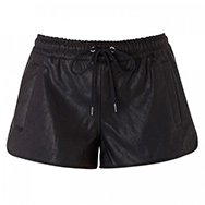 FINDERS KEEPERS - You Belong To Me faux leather shorts