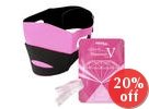 Diamond V Fit Mask 1 pc + Slimming Band Trial Pack