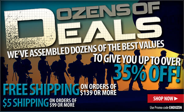 Dozens of Deals - Save Up to Over 35 percent!