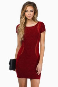 The Lace to Be Dress 42