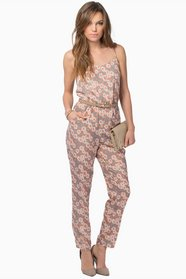 In The Meadow Jumpsuit 36