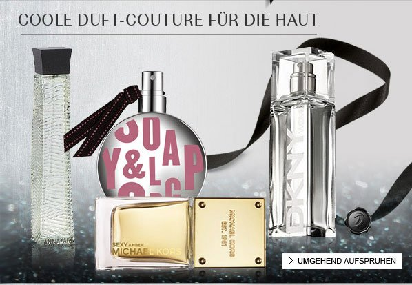 Coole Duft-Couture