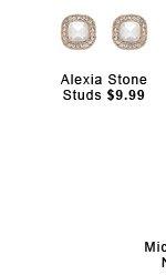 Alexia Stone Studs