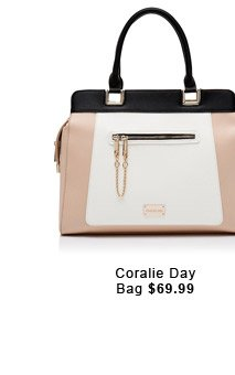 Coralie Day Bag