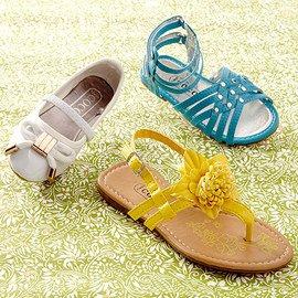 Warmer Weather: Flats & Sandals