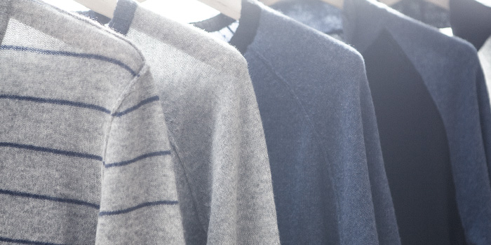 JAMES PERSE LOS ANGELES - SPRING CASHMERE FOR MEN