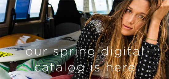 Our Spring Digital Catalog Is Here
