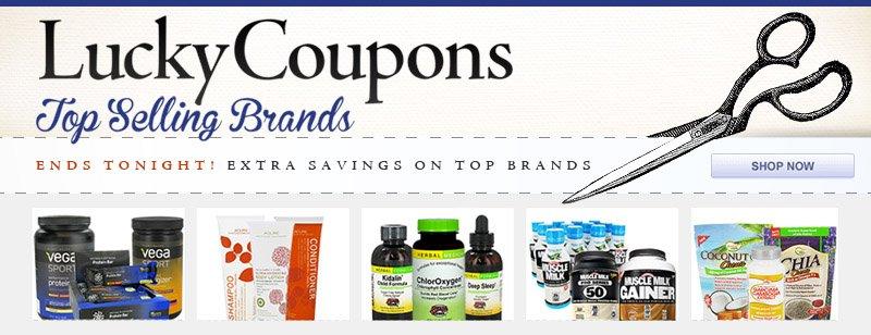 Brand Coupon Savings