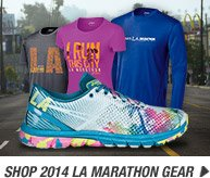 Shop the 2014 ASICS LA Marathon Gear - Promo A