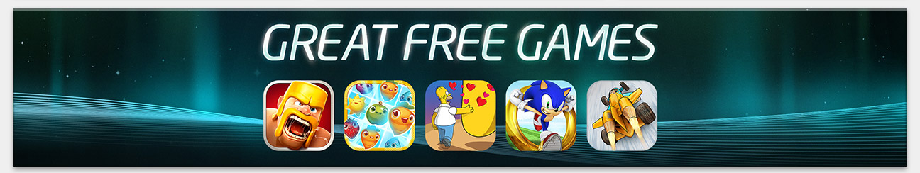 Great Free Games