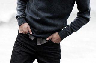 Pair Up: Buttondowns & Sweatshirts