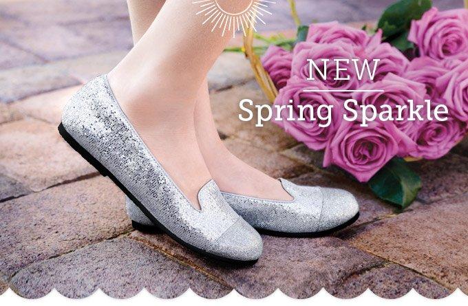 New - Spring Sparkle