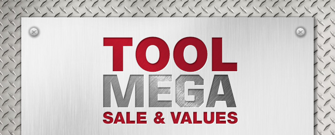 TOOL MEGA SALE & VALUES
