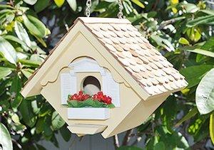 Birds of a Feather: Birdhouses