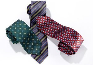 Neck & Bow Ties: Dots, Stripes & More