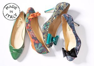 Made in Italy: Pumps, Flats & More
