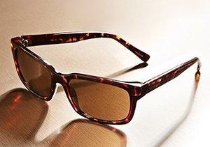 Shaded Style: Designer Sunglasses