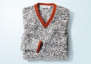 Final Few: Cashmere V-Neck Sweaters
