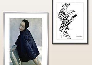 Fashion Forward: Artwork