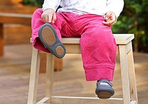 For Little Feet: Kids' Shoes