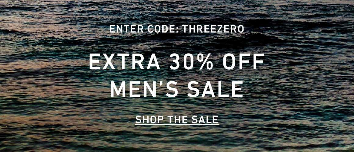 Extra 30% Off Sale. Enter Code: THREEZERO