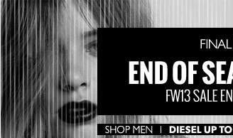 End of Season Sale. Shop Men.