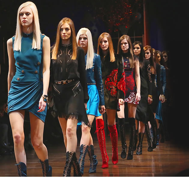Watch the fall winter 2014/2015 Fashion Show