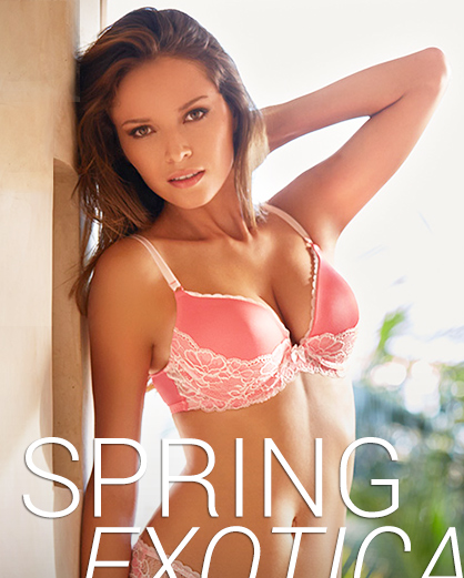 Spring exotica