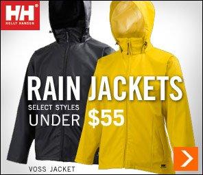 Shop Rain Jackets