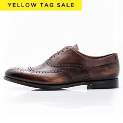 Yellow Tag Sale: Men's Shoes