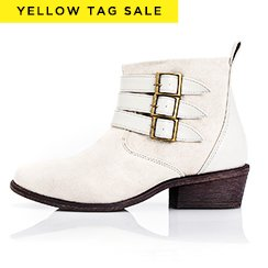 Yellow Tag Sale: Boots & Booties