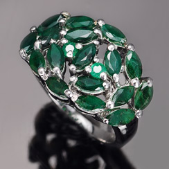 Precious Jewelry: Emeralds, Rubies, Sapphires & more