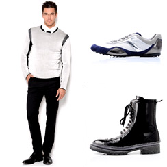 Men's Day: Apparel & Shoes Clearance