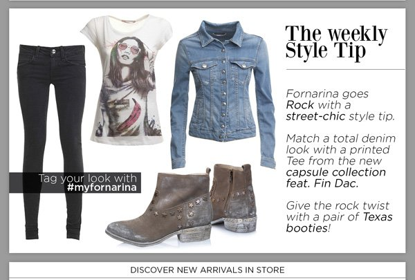 Weekly style tip: Street-chic