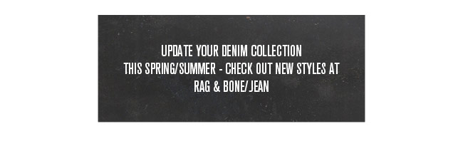 Update your denim Collection