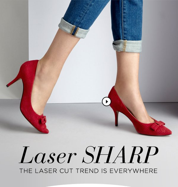 Laser Sharp: Binford